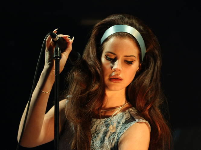 25 September: Lana Del Rey